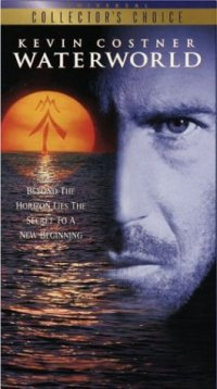 WATERWORLD VHS